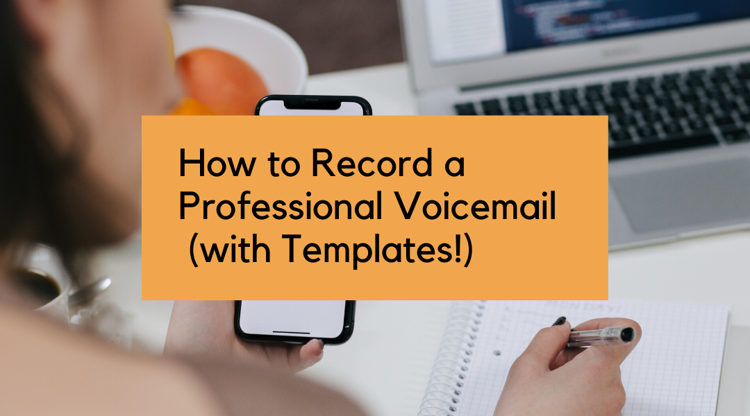 professional voicemail