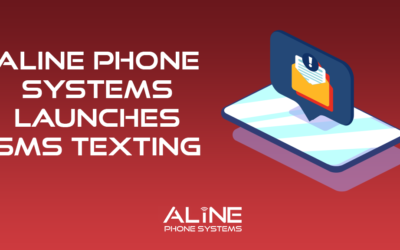 Aline Phone Systems Launches SMS Texting